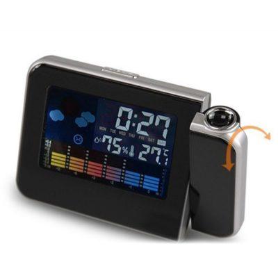 שעון מזג אוויר - - שעון מעורר - לוקו0ט – Lowc0st || קונים בחכמה באינטרנט!