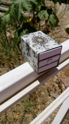 מיחזור קופסאות גפרורים