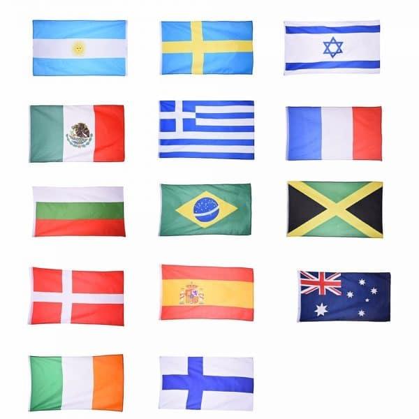 מונדיאל לוקוסט דגלים