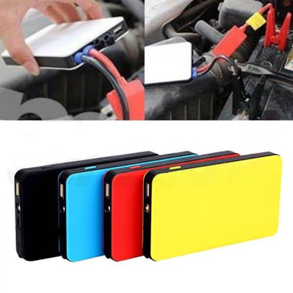 סוללת חירום- 2 באחד : למצבר הרכב ולטלפון - להתניע בכל מקום ובכל מצב !