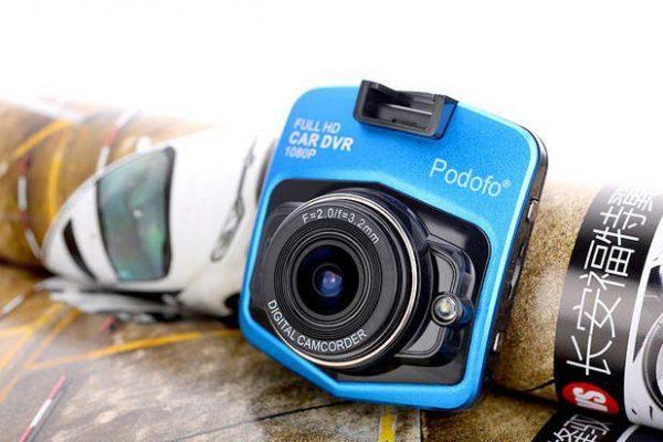 מיני מצלמת וידאו לרכב - באיכות 1080p + כרטיס זיכרון