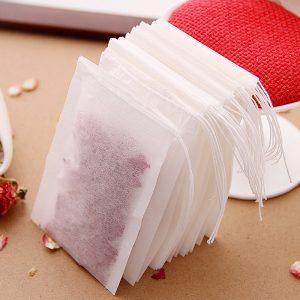 שקיות תה ריקות לחליטות צמחים לוקו0ט