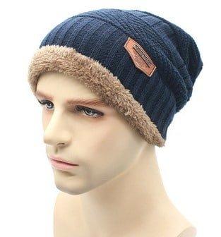 כובע צמר - אופנתי - מגוון צבעים