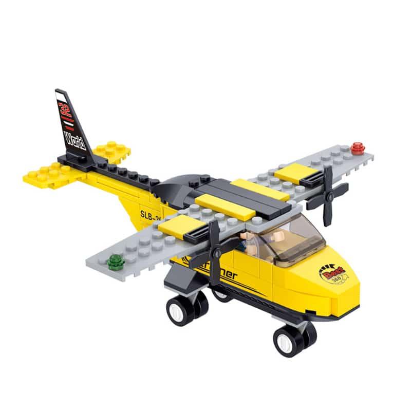 צעצוע לגו - דגם מטוס