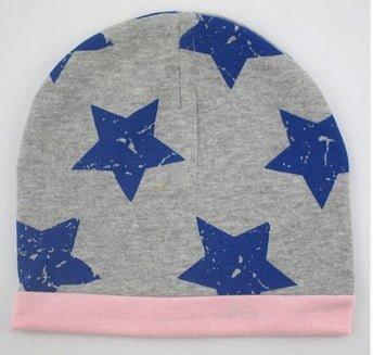 כובע לילדים סרוג - עם ריקמת בעלי חיים - במגוון דגמים