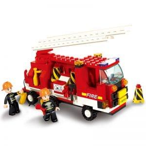 צעצוע לגו - דגם מכונית כיבוי אש