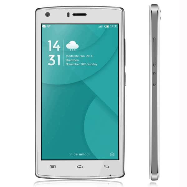 """סמארטפון dooge x5 max 3 - אנדרואיד 6 - מסך 5"""" - מרובע ליבות"""