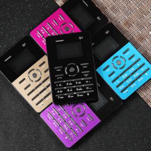 טלפון דק וצנום - כולל בלוטוס - ב-4 צבעים לבחירה!