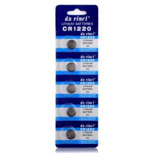סוללת CR1016 - 3V - מארז סוללות