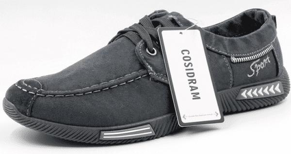 נעלי בד מג'ינס - לגברים ונערים - בשני צבעים