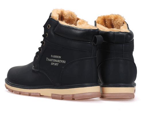 לוקו0ט נעליים גבוהות - לחורף מושלג - לגברים ולנערים בארבעה צבעים