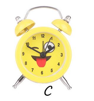 השעון מעורר - קטן - סמיילי בחמישה סגנונות