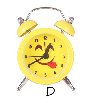 שעון מעורר - קטן - סמיילי בחמישה סגנונות