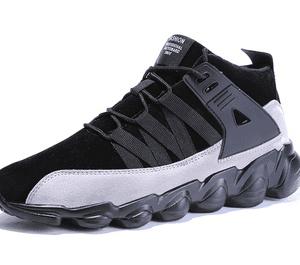 נעלי זמש אופנתיות - לגברים ונערים - בשישה צבעים