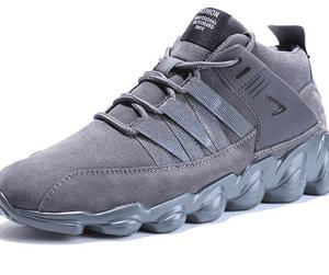 נעלי זמש אופנתיות - לגברים ונערים - בשישה צבעים לוקוסט