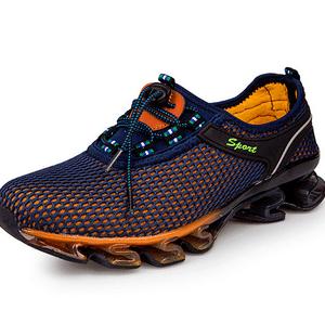 נעלי ספורט - מבד נושם - לנערים וגברים - חמישה צבעים