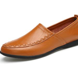 נעלי אלגנט לאביב - לגברים ונערים - בארבעה צבעים