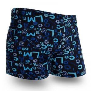 בגד ים לנערים וגברים - צמוד לגוף ונח - במבחר צבעים
