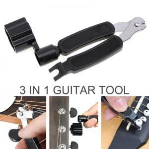 ניקוי למיתרי הגיטרה לוקוסט