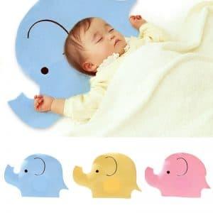 כרית למניעת ראש שטוח לתינוק