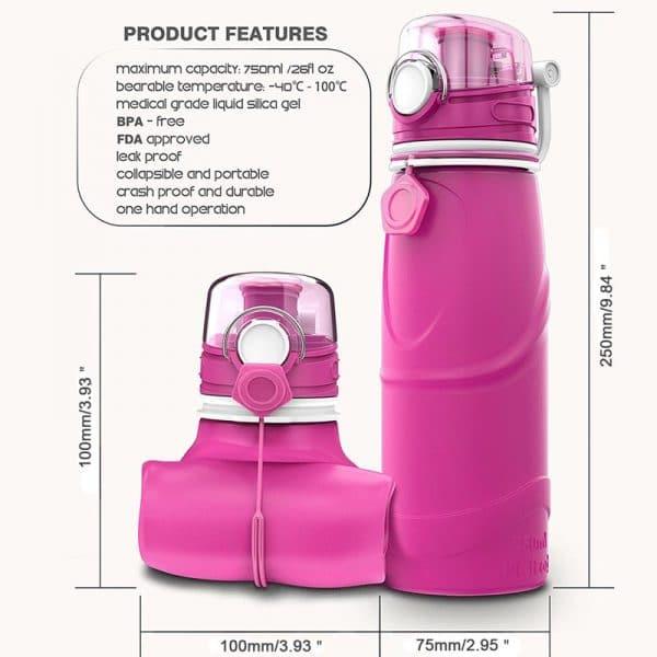 בקבוק עם קשית לילדים - לוקו0ט