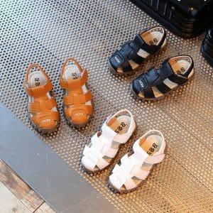 סנדלים לילדים - לקיץ לגן לבית הספר - לוקו0ט