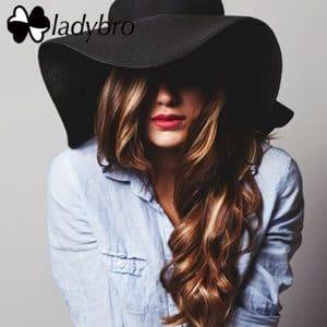 כובעים לנשים - לים בריכה מסיבות וחופשה - כובע לנשים מיוחד לקיץ לוקו0ט