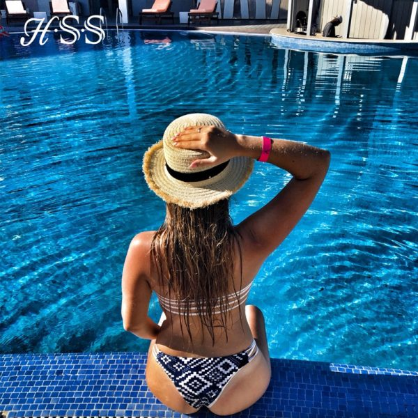 כובעים לנשים - אופנתי - ים בריכה קיץ - לוקו0ט - לאירועים