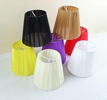 אהיל לנברשת - וינטאג' רטרו מנורה- מעוצב צבעים לוקו0ט לקניה להזמנה