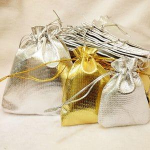 שקיות בד אורגנזה עיצוב וקישוט שולחנות ימי הולדת רוית מרציאנו לוקו0ט