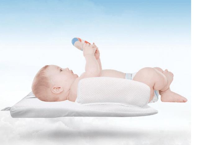 כרית לתינוק אורטופדית נושמת נוחה כריות לוקו0ט לרכישה במבצע