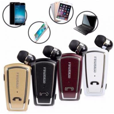 לוקו0ט להזמנה הכי זול איפה מוצאים אוזניית בלטוס אוזניה לסמארטפון נגללת רולר קליפס F990 F980 F910 F960 F-V3