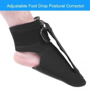 מתקן לטיפול בצניחת כף רגלDROP FOOT ליישור כף הרגל לייצוב כאבים עקב קרסול תאונה שבץ מחלה לקניה באינטרנט לוקו0ט במבצע