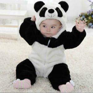 תחפושות לילדים מקורית משעשעת מהממת לתינוקות חזיר במבי פיל שלד שועל לוקו0ט לרכישה בזול