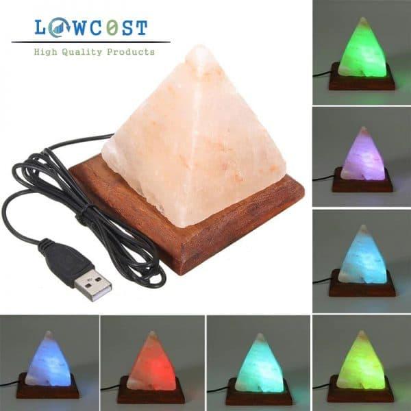מנורת מלח אבן גוש מינרל תאורה לתינוק לילד חדר ילדים סלון חדר שינה לוקו0ט לקניה בזול