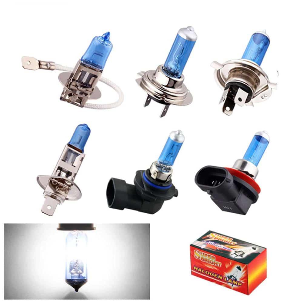 איך להחליף תאורת הלוגן לרכב H1 H3 H4 H7 H8 XENON HELOGEN לוקו0ט לקניה בזול