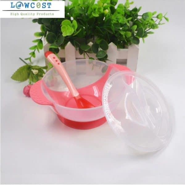 צלחת פלסטיק חזקה צבעונית לתינוק תינוקת יולדת מתנת לידה ילדים להזמנה לוקו0ט במבצע