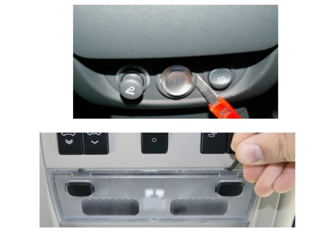 תאורת לד לרכב איך מחליפים תאורה פנימית H1 H3 H4 H7 H8 XENON HELOGEN להזמנה לוקו0ט במבצע