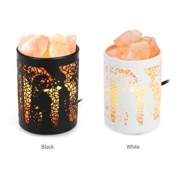 מנורת מלח אבן גוש מינרל תאורה חשמל חדר מלח להקלה על נשימה בריאה אסטמה לרכישה אונליין לוקו0ט מומלץ