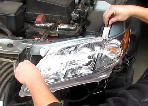 איך להחליף תאורת הלוגן לרכב H11 9005 HB3  פנסים לרכב הרכב לרכישה אונליין לוקו0ט מומלץ