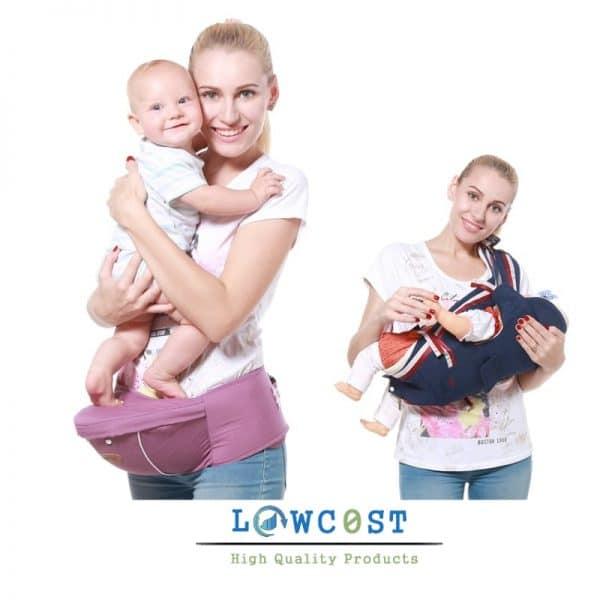מנשאים מעוצבים בצבע לטיולים לתינוק תינוקת יולדת מתנת לידה ילדים לוקו0ט לקניה בזול