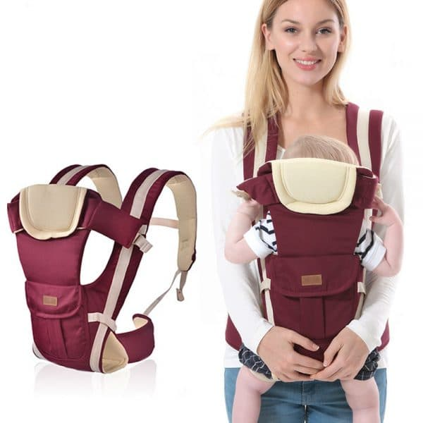 מנשאים מעוצבים בצבע לטיולים לתינוק תינוקת יולדת מתנת לידה ילדים להזמנה לוקו0ט במבצע