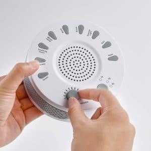 רמקול נייד נטען צלילים טבע רעש לבן קושי קשיים אור תאורה נדודי שינה לרכישה אונליין לוקו0ט מומלץ