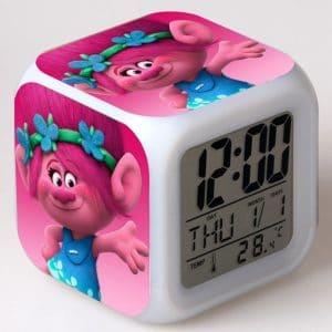שעון מעורר-החיפושית המופלאה ליידי באג פוקימון פיקאצו-להזמנה לוקו0ט