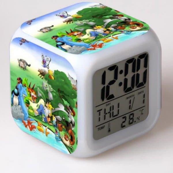 שעון מעורר-פרוזן אנה ואלזה קדחת החורף קרח-להזמנה לוקו0ט