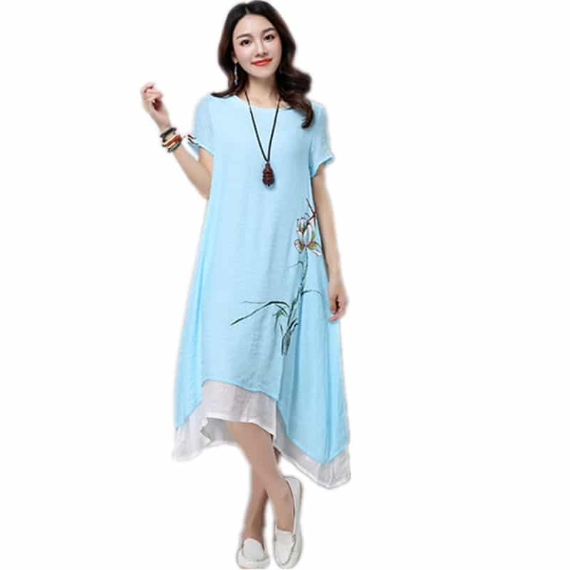 שמלות מקסי רחבות לדתיות לחורף LARGE להזמנה לוקו0ט