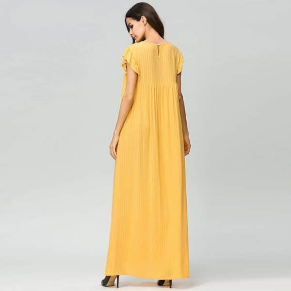 שמלות מקסי לנשים לנערות ליציאה להזמנה לוקו0ט בזול