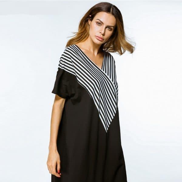 שמלות גזרה גבוהה לנשים דתיות להזמנה לוקו0ט בזול