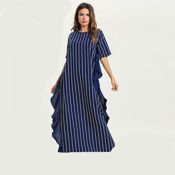 שמלות מקסי לנשים מלאות להזמנה לוקו0ט בזול