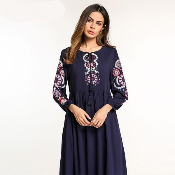 שמלה לנשים מלאות להזמנה לוקו0ט בזול